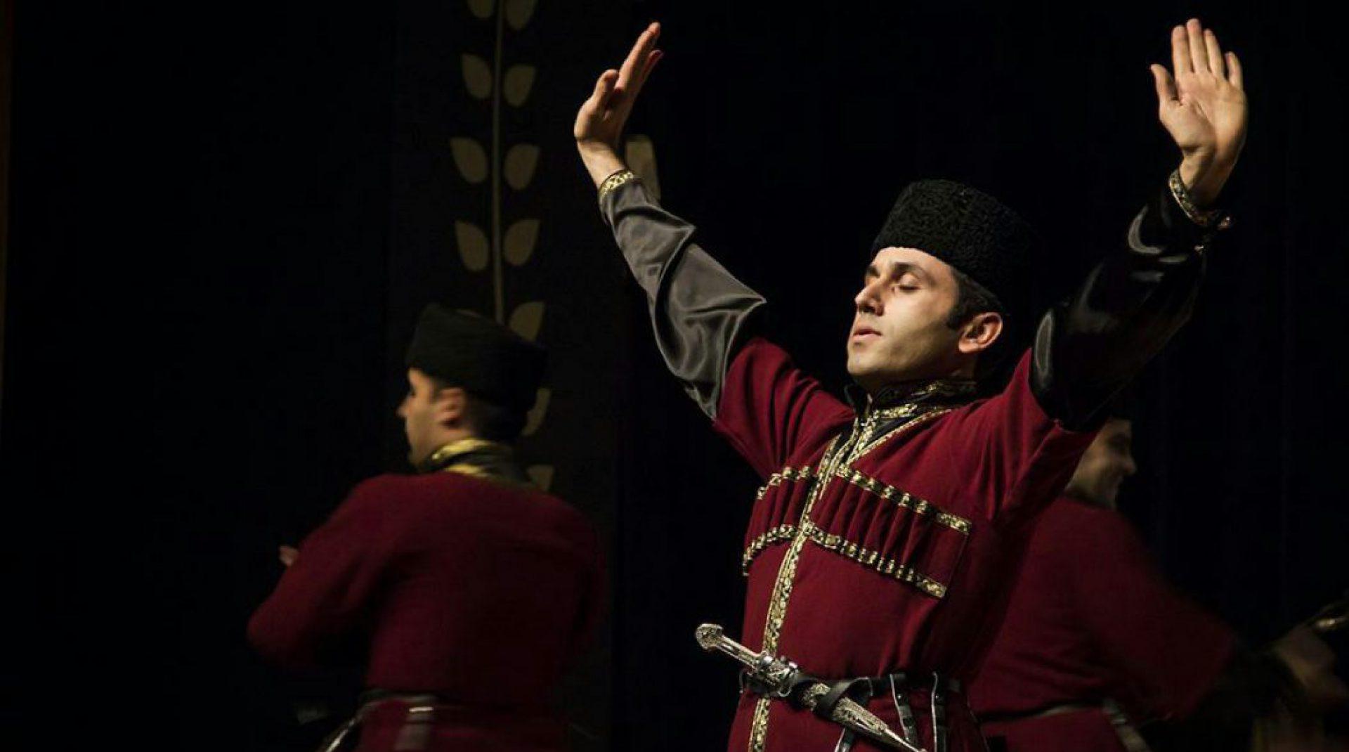 رقص آذری - رقص ترکی- سعید عبدی