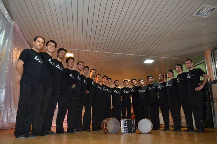 رقص آذری-رقص ترکی-سعید عبدی 09141025954
