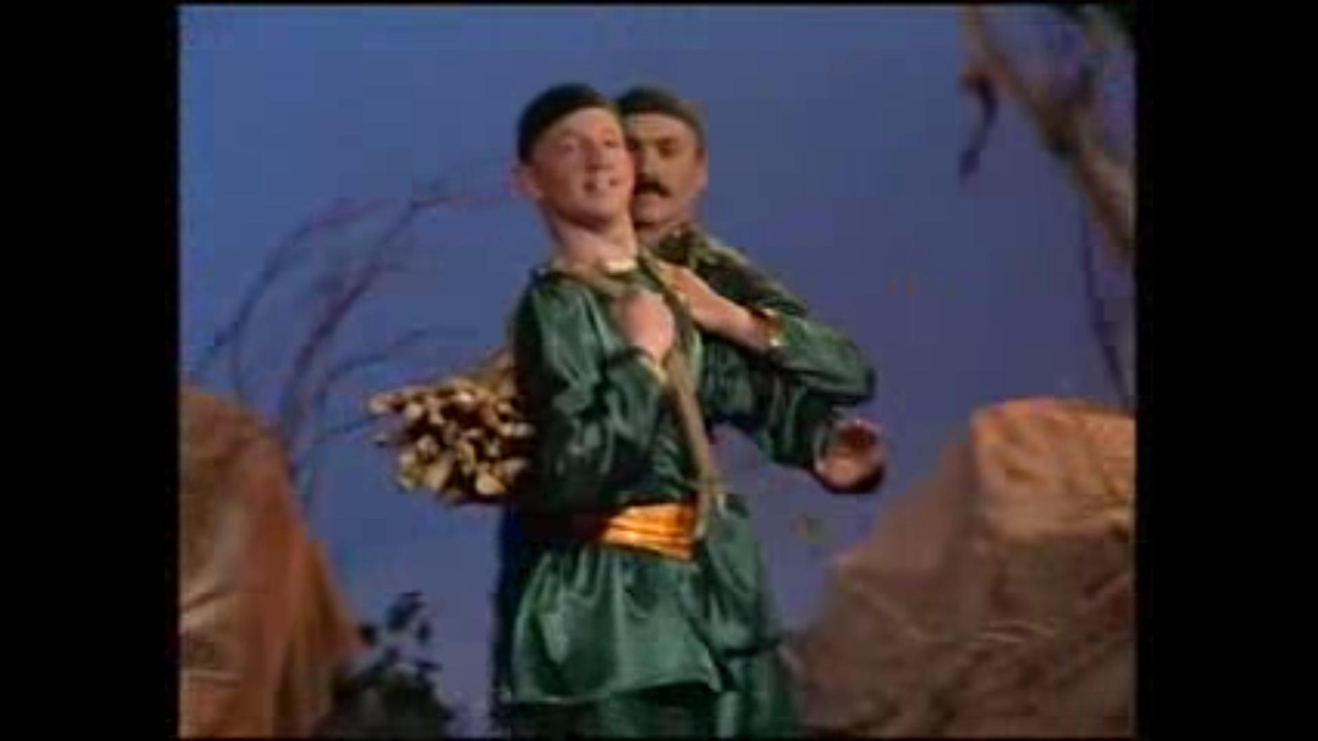 رقص آذری شالاخو-آموزش رقص آذری تهران 09141025954 سعید عبدی