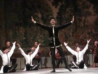 رقص گنجلیک