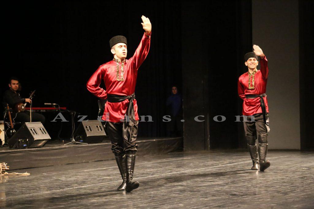 کلاس رقص ترکی غرب تهران
