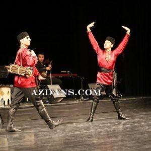 رقص آذری-سعید عبدی 09141025954