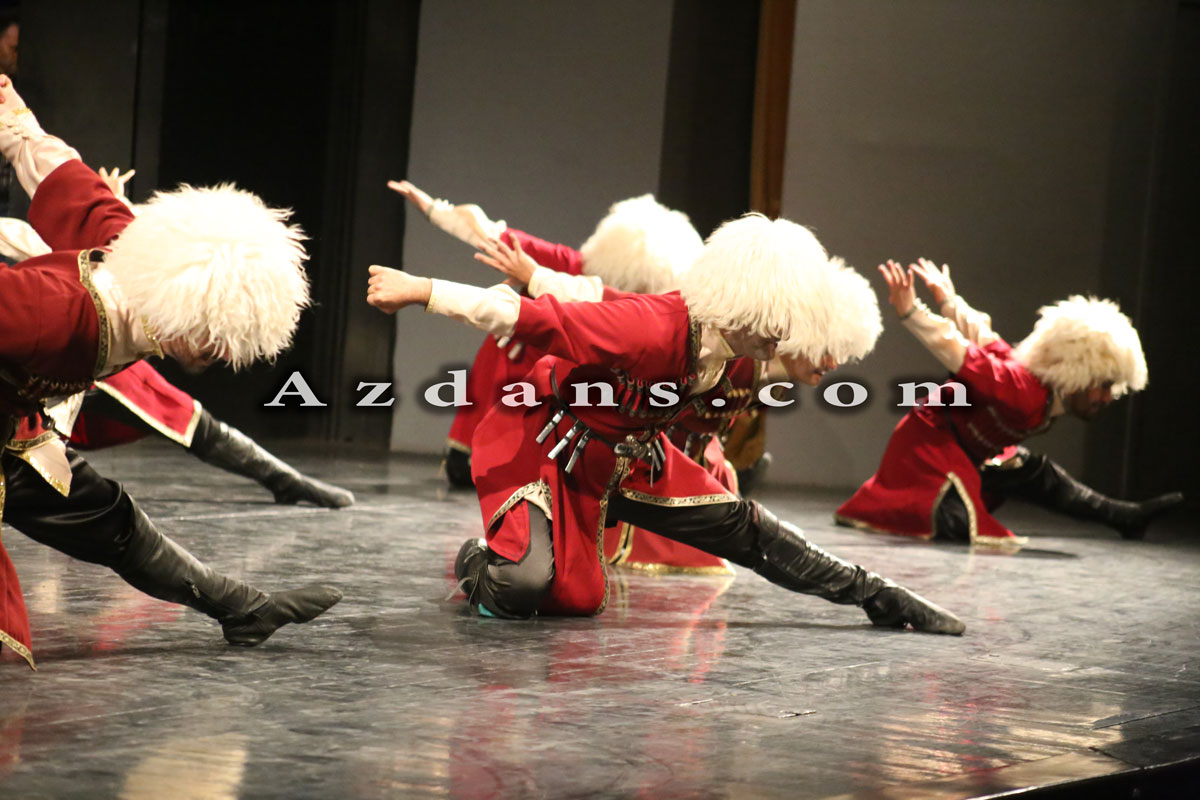 آموزش رقص ترکی-تهران 02146019475